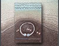 "Design for poetry book ""Užpustomi"""