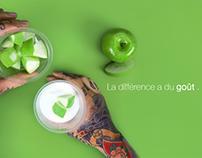 Création marque et campagne publicitaire