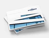 """""""Strommen"""" 2020 katalogo dizainas"""