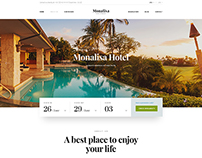 Monalisa - Booking Hotel Site