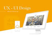 The Bay - UX / UI Design