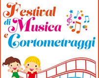 Posters and lists of shows for Trieste Schools Festival