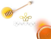 Dulce Reina : honey branding