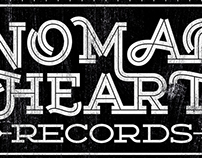 NOMAD HEART Records - Logo