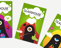 Glasshouse Business Cards