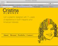 Personal Website & Resume