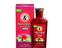 "Navratna Cool Oil ""Raahat Raja"" TVC"