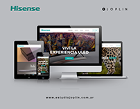 Hisense® | Sitio Web