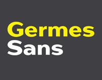 Germes Sans. Font