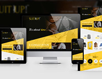 Web Design & Development - Suitup