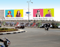 Mall Of Arabia Summer Campaign