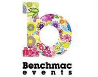 Benchmac Logo Design