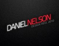 Design Reel 2010