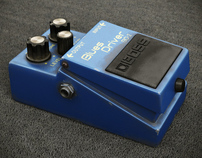BOSS, guitar pedal