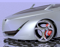 My first Concept Car
