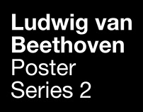 Beethoven Poster Series 2