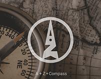 Monogram for marketing strategist   Logo