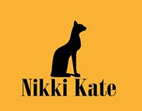 Nikki Kate | Corporate & Brand identity