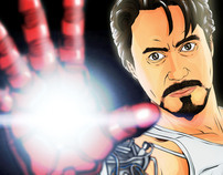 Tony Stark/Iron Man | VECTOR