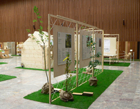 ECO HOME - preparing International Exhibition