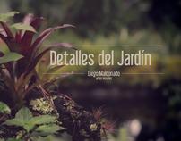 Detalles del Jardín