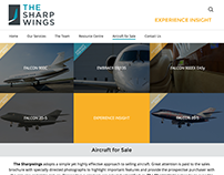 The Sharpwings - Listings Website