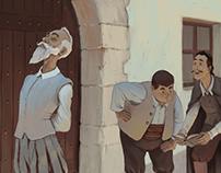 Don Quixote - Illustrated book - Part 2 of 2