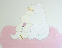 Painting | Moomin