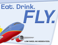 Redeye + Southwest Airlines Email Campaign