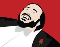 Pavarotti: Larger Than Life
