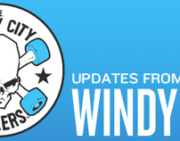 Windy City Rollers Email Newsletter