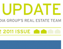 Tribune Media Group Real Estate Update Email Newsletter