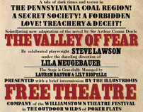 Williamstown Theatre Festival: Free Theatre Program