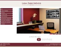 Website - Ligia Zabo Imoveis