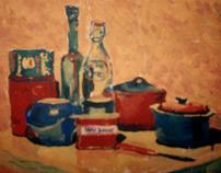 Painting Tempera