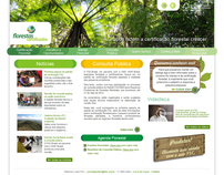 Website - Florestas Certificadas - FSC