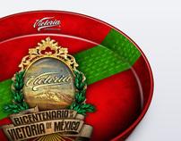 CERVEZA VICTORIA, BICENTENARIO DE MÉXICO (PROPUESTA)