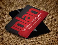 Inlan Business Cards
