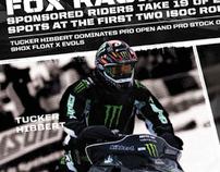 FOX Racing Shox Magazine Ads