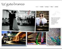 Website - Gato Branco Eventos