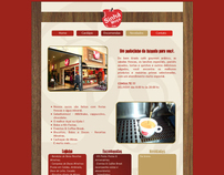 Website - Sinha Moca Cafe