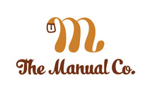 Visual identity/ The Manual Co.