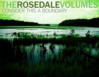 The Rosedale Volumes CD / Banner / T-Shirt Design