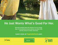 Broccoli Advertisement (School Project)