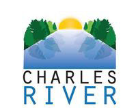 Charles River Logo Design (School Project)