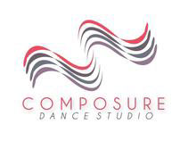 Composure Dance Studio Logo Design