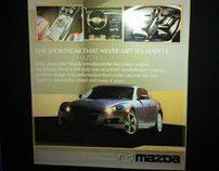 Mazda RX-8 Advertisement (2008) (Class Project)