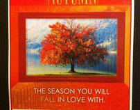 """Autumn"" Advertisement (Class Project)"