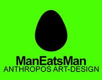 Man Eats Man // Project