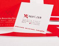 Xauri - Corporate Identity